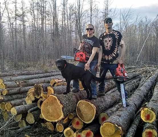 Black Lab Logging