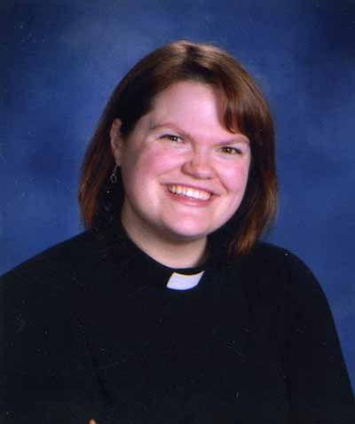 Pastor Kate Mensing