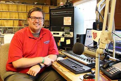 News Director Paul Vold joined KKIN radio in July.