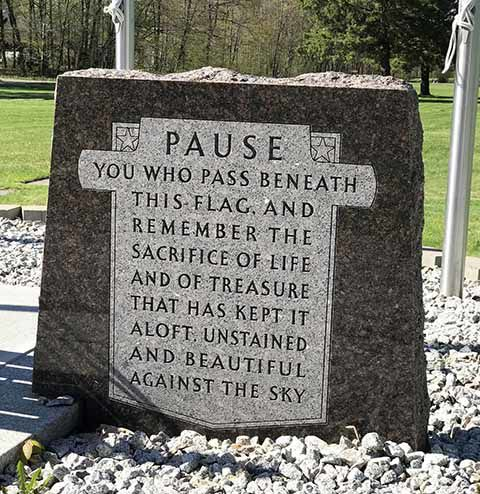 Memorial Day not forgotten