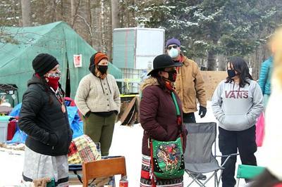 Legislators visit Palisade Line 3 river crossing