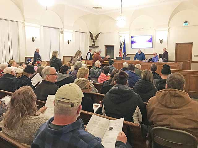 Mille Lacs County truth in taxation meeting