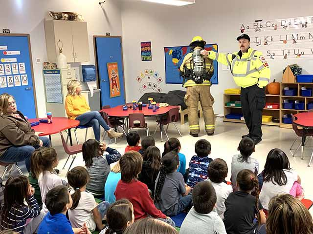 Fire Prevention and Safety week