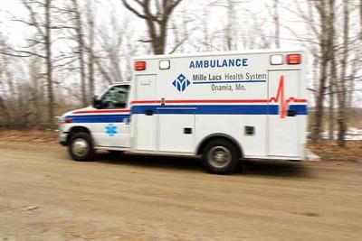 MLHS ambulance