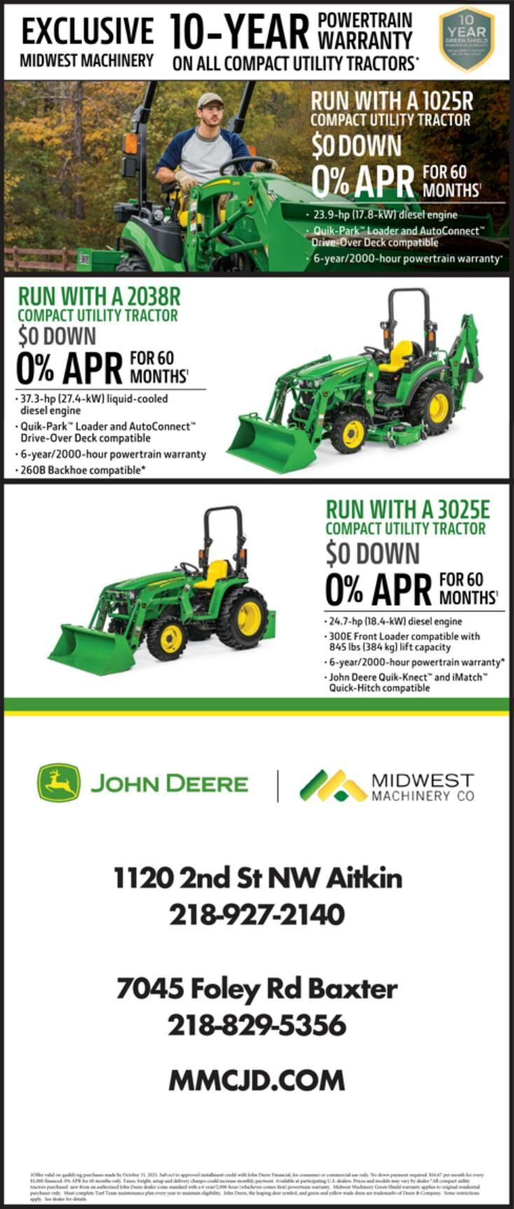 Midwest Machinery 7-3-21