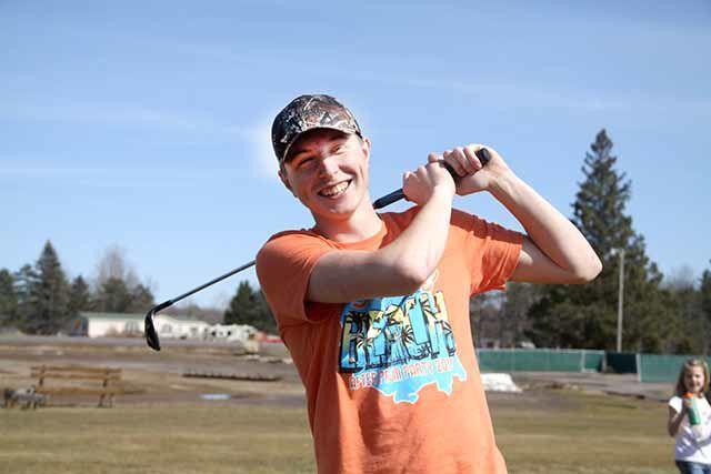 Raiders Golf - Teagen Haggberg