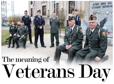 The meaning of Veterans Day