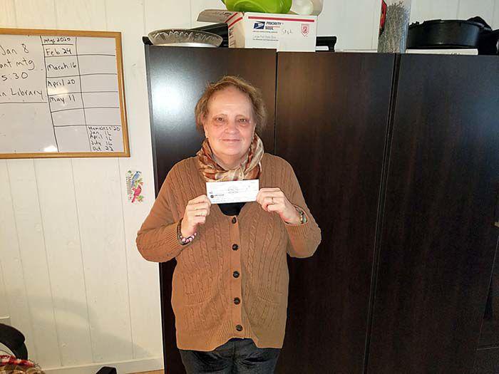 Ann Schwartz, Aitkin County Habitat for Humanity