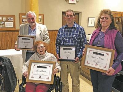 Tud Young award recipients