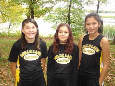 Raiders Cross Country - 7th graders