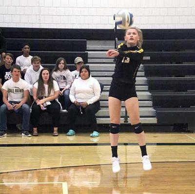 OHS Volleyball - Rachel Oehrlein