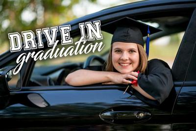 Aitkin: Graduation at the drive-in