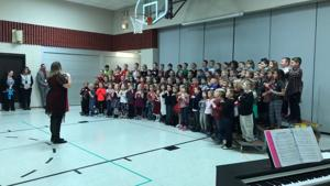Rippleside Elementary Christmas Program Tonight