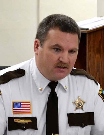 Sheriff Brent Lindgren