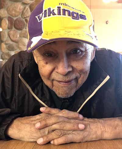 Larry Benjamin - obituary