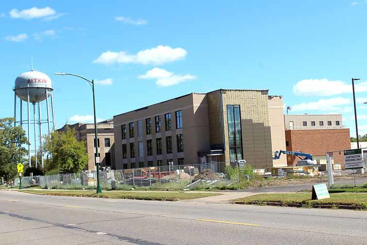 Aitkin County Government Center Sept. 2019