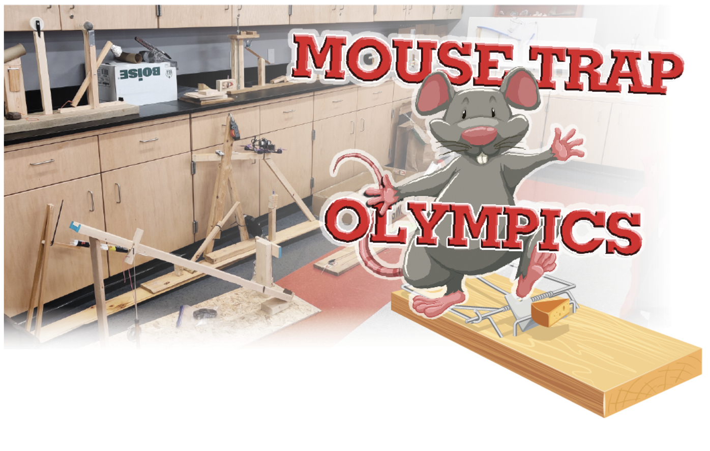 Mouse Trap Olympics