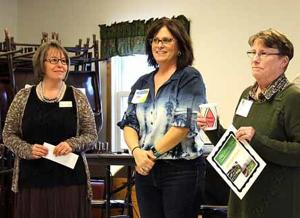 Aitkin County CARE, ANGELS, and Volunteer Services staff provided a wealth of information to volunteers.