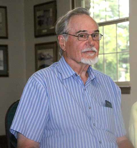 Onamia City Council meeting - Bob Carl