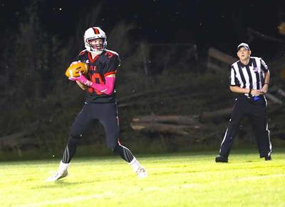 IHS Football - Willy Stalker
