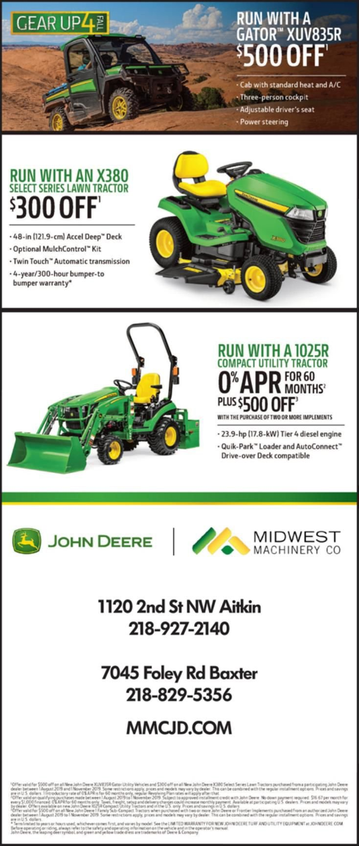 Midwest Machinery 090719 | | messagemedia co