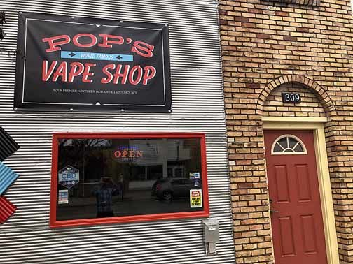 Pop's Vape Shop