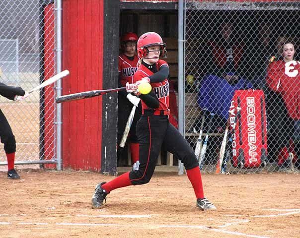 IHS Softball -  Grace Carlson