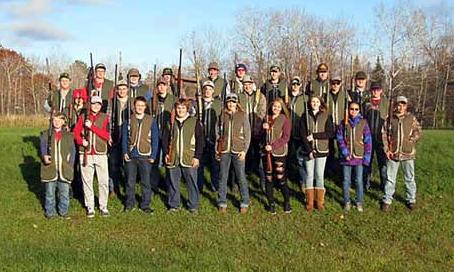 Bird Busters finished fourth in fall trap league