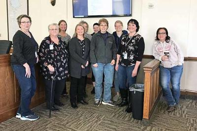 Mille Lacs County employees recognized