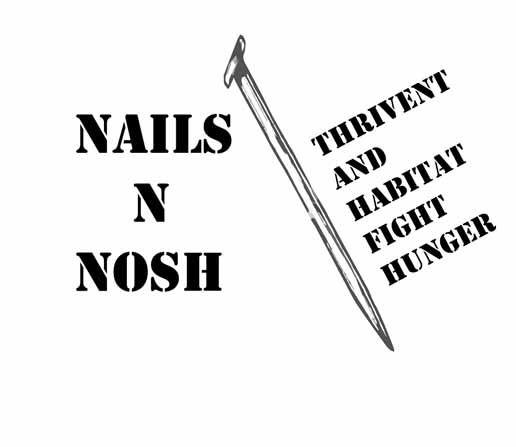 Nails Nosh Logo