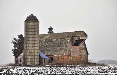 "Photo titled ""Lone Barn True"""