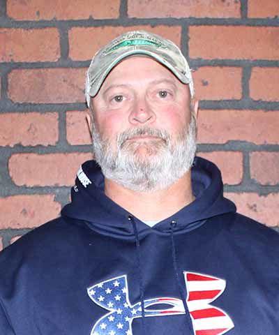 Veteran Richard Kargel