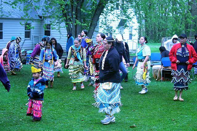 Memorial Day powwow