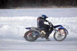 Ice Racing at Big Sandy