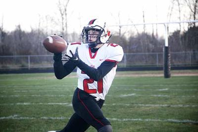 IHS Football - Joe Carlson