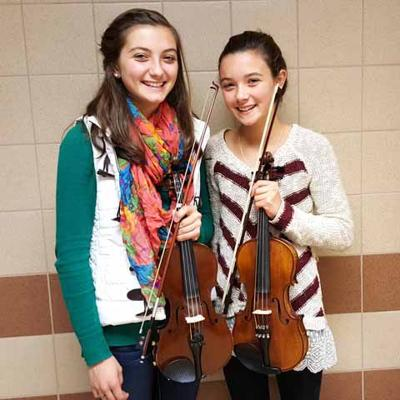Great River Strings - Goodwin sisters