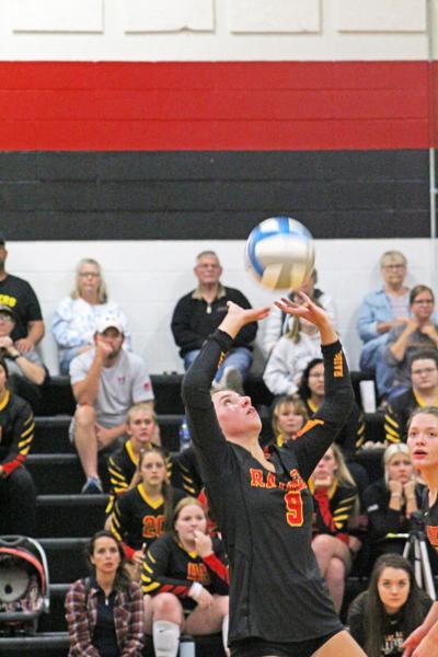 Raiders Volleyball