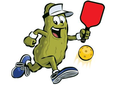 Pickleball Graphic