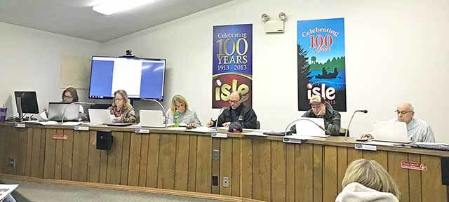 Isle City Council November meeting