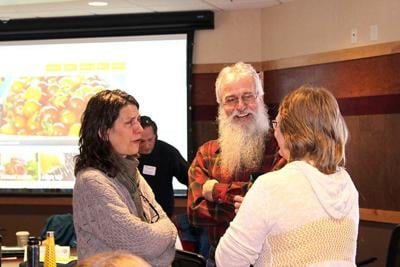 2020 Farm conference and workshop season winds down