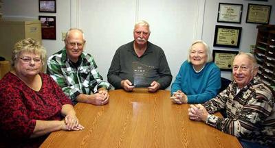 Workman Township officials