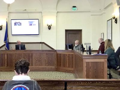County discusses future leadership structure