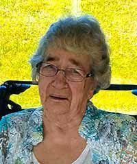Betty Butterfield - obituary