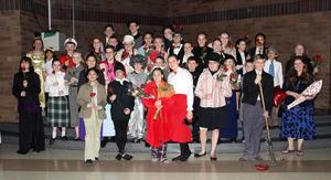 IHS Mary Poppins - Cast
