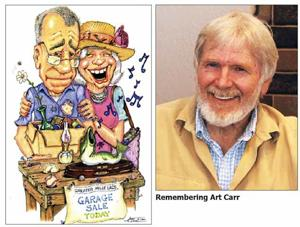 Remembering Art Carr
