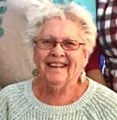 """Patricia """"Pat"""" Ann (Gallagher) Sandin, 80"""