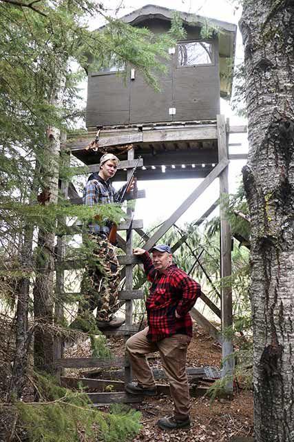 Joey and Brian Simonson