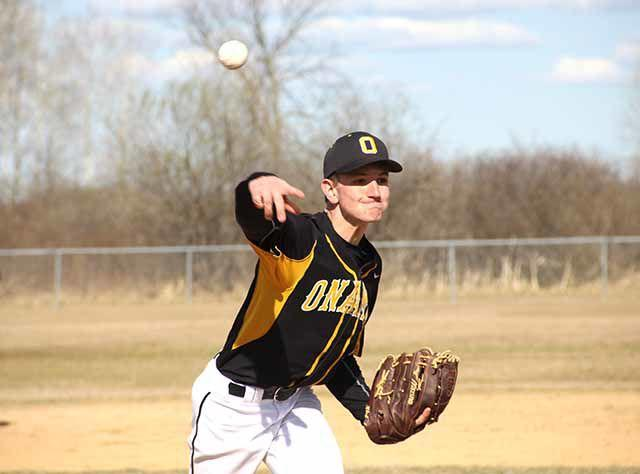 OHS Baseball - Noah Rohloff