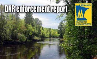 DNR Enforcement report