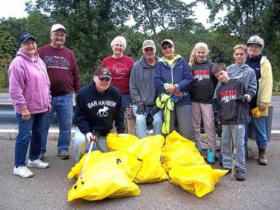 Bethesda Lutheran Church clean-up